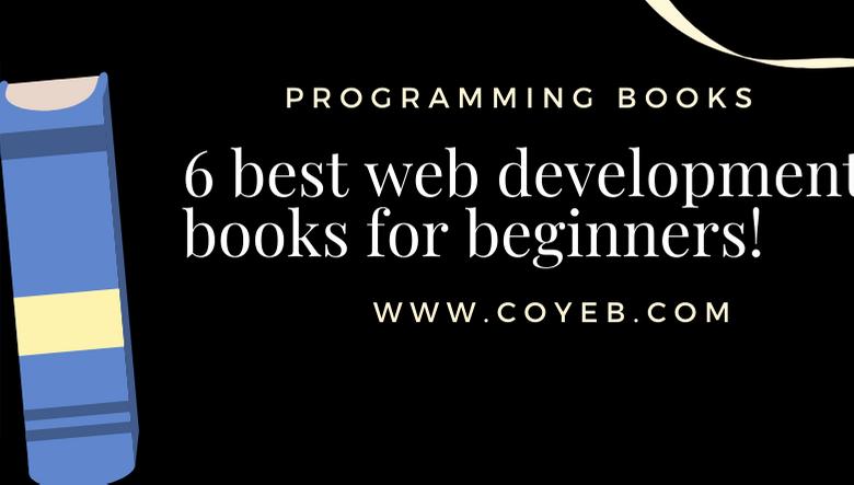 6 best web development books