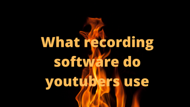 Photo of What recording software do YouTubers use