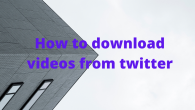 Photo of How to download videos from Twitter