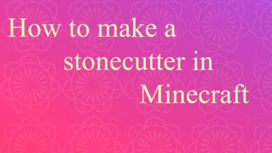 Photo of How to make a stonecutter in Minecraft