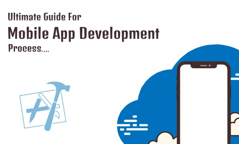 Ultimate Guide For Mobile App Development Process