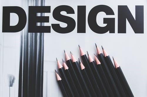 professional logo designer - Black Pencils