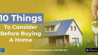 Photo of Things to keep in mind before buying a home